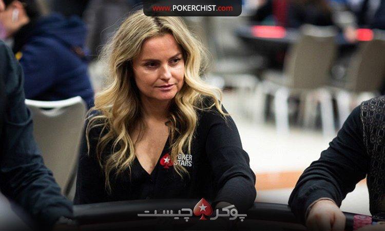 Fatima Moreira تيم حرفه اى PokerStars را ترك مى كند