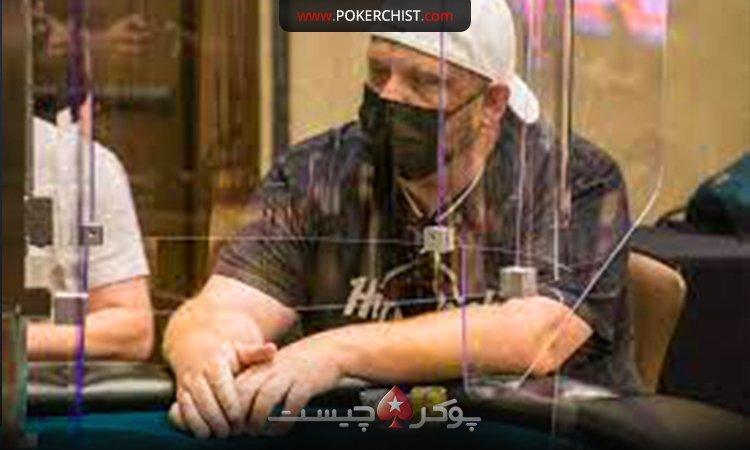 دزدی 88 میلیون دلاری یک بازیکن پوکر آمریکایی